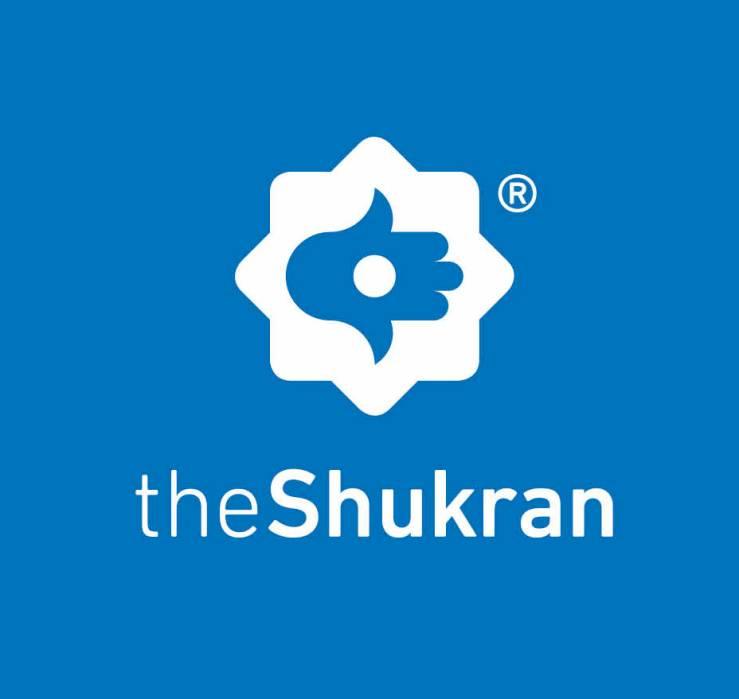 the shukran logo def