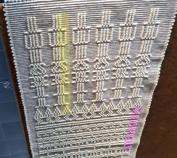 evid arazzo tipografico luisella michele 1