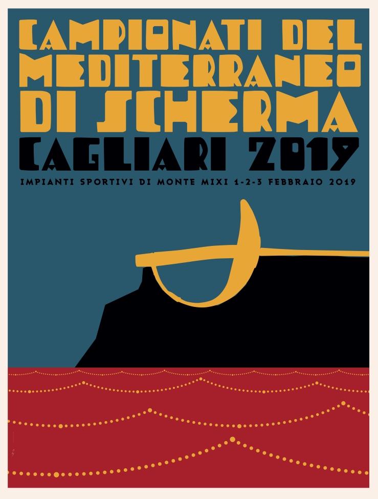 29b CAMPIONATI SCHERMA MEDITERRANEO